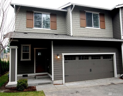 Thurston County Condo/Townhouse For Sale: 3947 Jett Lane NE