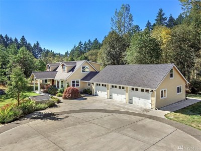 Olympia Single Family Home For Sale: 5041 70th Ave NE