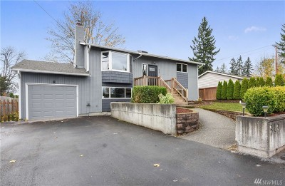 Bothell Single Family Home For Sale: 318 224th St SW