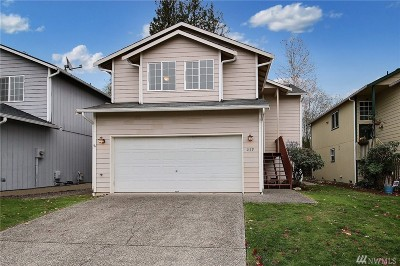 Lake Stevens Single Family Home For Sale: 319 82nd Dr SE