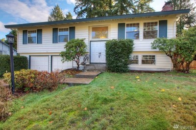 Federal Way Single Family Home For Sale: 32342 9th Ave S