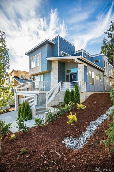 Bothell Single Family Home For Sale: 326 182nd St SE