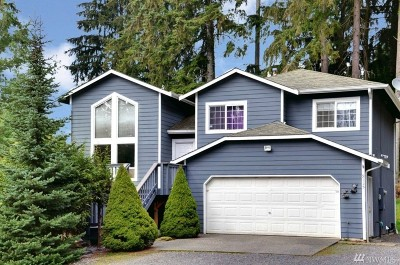 Snohomish Single Family Home For Sale: 9115 Trombley Rd