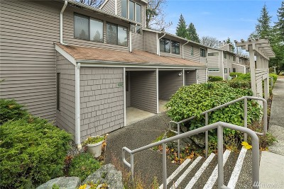 Kirkland WA Condo/Townhouse For Sale: $339,900