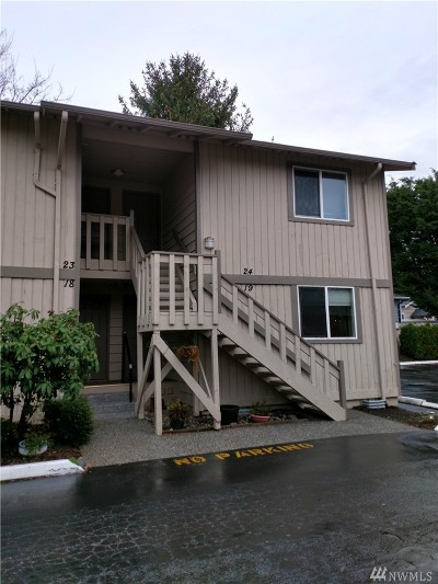 Bellingham WA Condo/Townhouse For Sale: $150,000