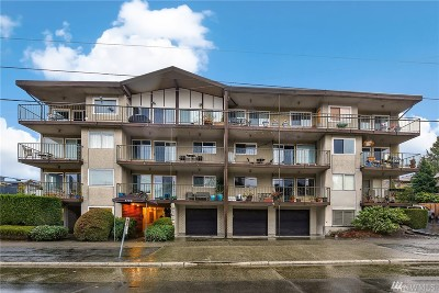 Seattle Condo/Townhouse For Sale: 1770 NW 58th St #325