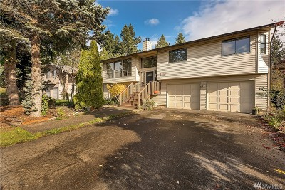 Seattle Single Family Home For Sale: 13316 22nd Ave NE