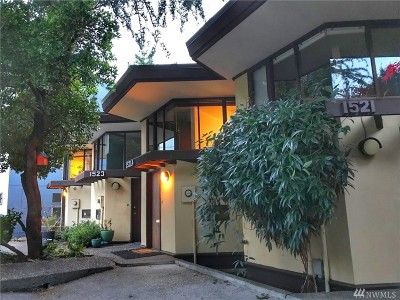 Seattle Single Family Home For Sale: 1521 30th Ave S #A