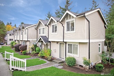 Mill Creek Condo/Townhouse For Sale: 16101 Bothell-Everett Hwy #G6