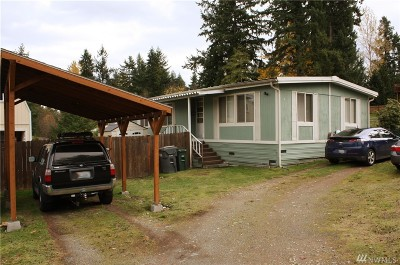 Sumner Single Family Home For Sale: 11617 202nd Ave E