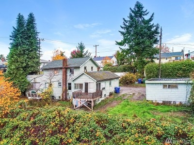 Single Family Home For Sale: 3210 SW Juneau St