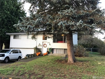 Thurston County Single Family Home For Sale: 414 W St SE