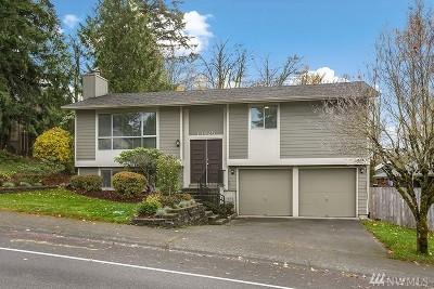 Renton Single Family Home For Sale: 13425 SE Fairwood Blvd