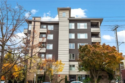 Condo/Townhouse For Sale: 5803 24th Ave NW #54