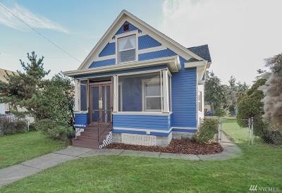 Tacoma Single Family Home For Sale: 1630 E Wright Ave