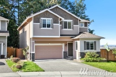 Snohomish Single Family Home For Sale: 11600 62nd Ave SE