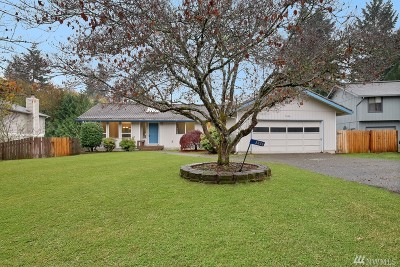 Single Family Home For Sale: 5036 Orvas Ct SE
