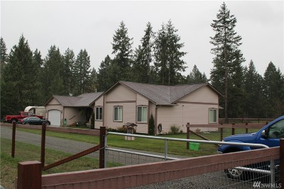 Thurston County Single Family Home For Sale: 18608 SE 119th Ave SE