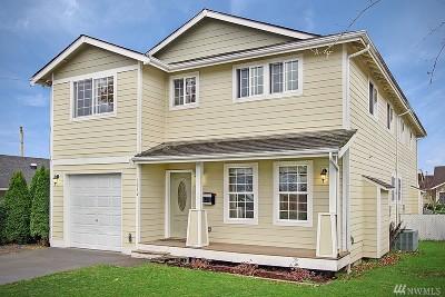 Enumclaw Condo/Townhouse For Sale: 1242 Davis Ave