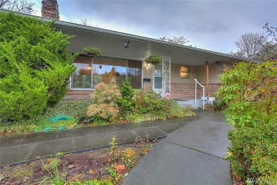Seattle Single Family Home For Sale: 10734 9th Ave NW