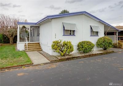 Auburn Mobile Home For Sale: 3611 I St NE #271