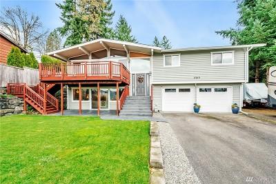Spanaway Single Family Home For Sale: 17019 6th Av Ct S