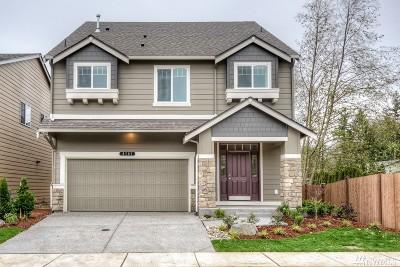Edgewood Single Family Home For Sale: 2713 82nd Av Ct E #31