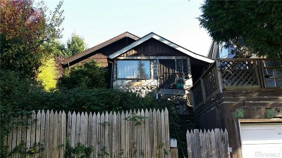 Seattle Single Family Home For Sale: 1528 29th Ave