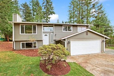 Lake Stevens Single Family Home For Sale: 1919 108th Dr SE
