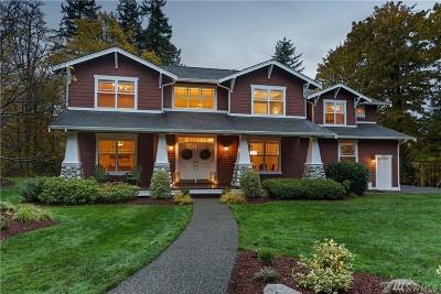 Redmond Single Family Home For Sale: 24215 NE 59th Ln