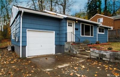 Tacoma Single Family Home For Sale: 1436 E Fairbanks St