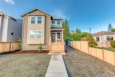 Everett Single Family Home For Sale: 2021 Lexington Ave SE #B