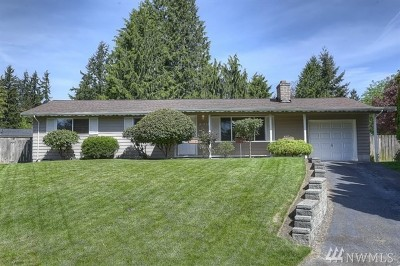Federal Way Single Family Home For Sale: 31715 6th Ave S