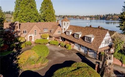 Lakewood Single Family Home For Sale: 7235 Interlaaken Dr SW