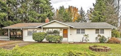Lakewood Single Family Home For Sale: 5313 110th St SW