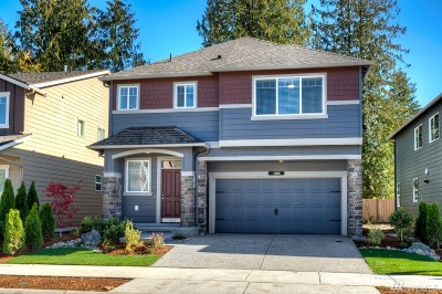Lake Stevens Single Family Home For Sale: 9829 15th Place SE #3