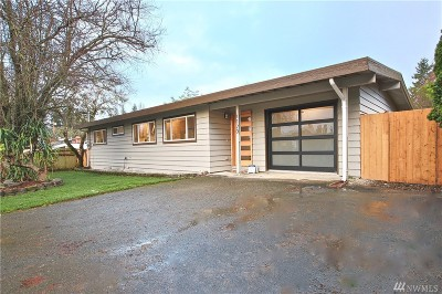Bellevue Single Family Home For Sale: 1120 166th Ave SE