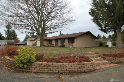Olympia Single Family Home For Sale: 6324 Congressional Dr SE