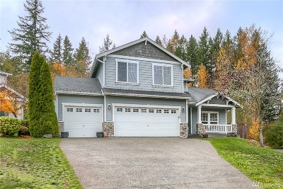 Sammamish Single Family Home For Sale: 2554 248th Terr NE