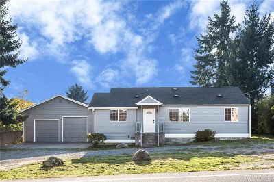 Everett Single Family Home For Sale: 9020 Corbin Dr