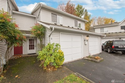 North Bend WA Condo/Townhouse For Sale: $319,995