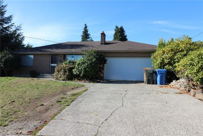 Tacoma Single Family Home For Sale: 2602 N Winnifred St