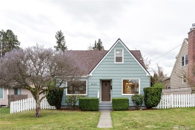 Tacoma Single Family Home For Sale: 4620 N 27th St