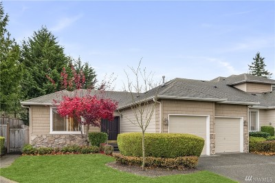 Sammamish Single Family Home For Sale: 24357 SE 4th Ct