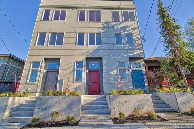 Seattle Single Family Home For Sale: 4138 25th Ave SW