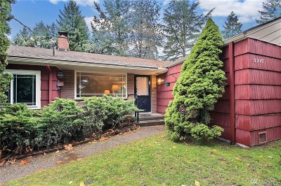 Seattle Single Family Home For Sale: 3247 NE 97th St