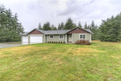 Olympia Single Family Home For Sale: 3020 99th Lane SE
