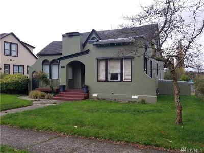 Chehalis Single Family Home For Sale: 1059 S Market Blvd