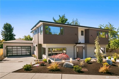 Edmonds Single Family Home For Sale: 541 3rd Ave N