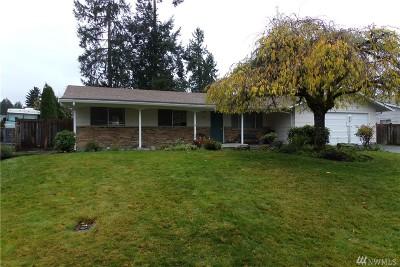 Tacoma Single Family Home For Sale: 11008 108th Av Ct SW